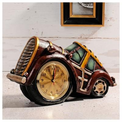 ihouse-54217-dekoratif-masa-saati-bordo