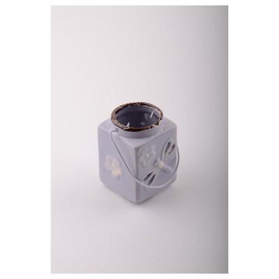 ihouse-56317l-dekoratif-mumluk-lila