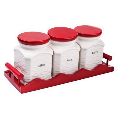 ihouse-5669-seramik-baharat-seti-beyaz