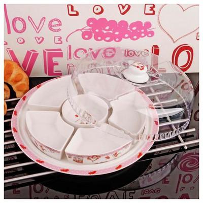 İhouse 8304 Porselen Kahvaltılık Beyaz Kahvaltı Takımı