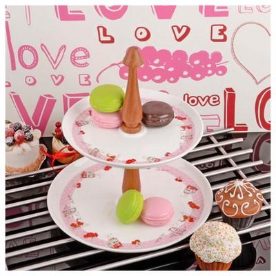 ihouse-8316-porselen-2-katli-kurabiyelik-beyaz