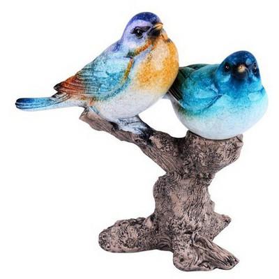 İhouse 8505 Kuş Biblo Mavi