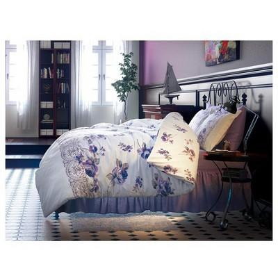 Clasy Dantelcev2 Uyku Seti Lila Çift Kişilik Uyku Setleri