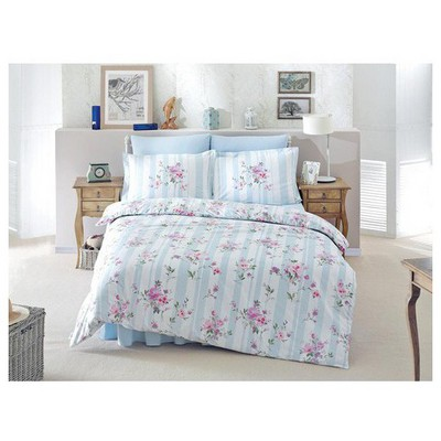 Clasy Dornitav2 Uyku Seti Mavi Tek Kişilik Ev Tekstili