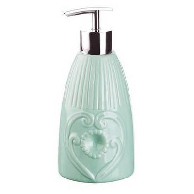 İhouse Dx05m Seramik Sıvı Sabunluk Mavi Banyo Aksesuarı