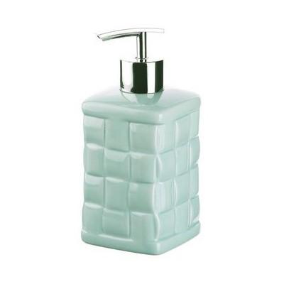 İhouse Dx09m Seramik Sıvı Sabunluk Mavi Banyo Aksesuarı