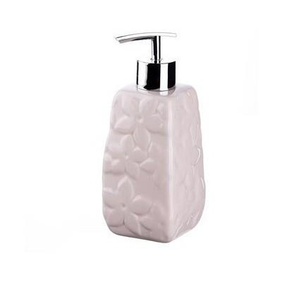 İhouse Dx10p Seramik Sıvı Sabunluk Pudra Banyo Gereçleri