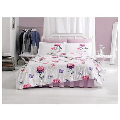 Clasy Evav1 Uyku Seti Beyaz Çift Kişilik Ev Tekstili