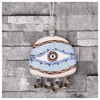 İhouse Ih158 Nazar Boncuklu Dekoratif Duvar Süsü Turkuaz Ev Gereçleri
