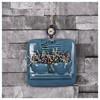İhouse Ih186 Nazar Boncuklu Dekoratif Duvar Süsü Mavi Ev Gereçleri