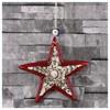 İhouse Ih225 Nazar Boncuklu Dekoratif Duvar Süsü Kırmızı Ev Gereçleri