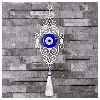 İhouse Ih246 Nazarlık Beyaz Dekoratif Ürünler