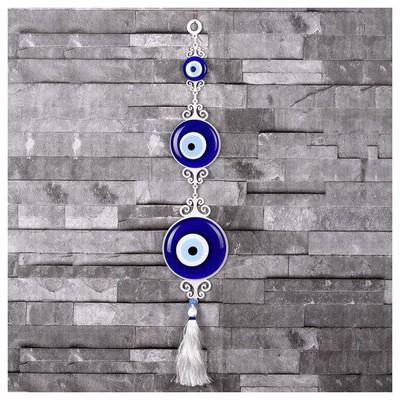 İhouse Ih251 Nazarlık Beyaz Dekoratif Süs