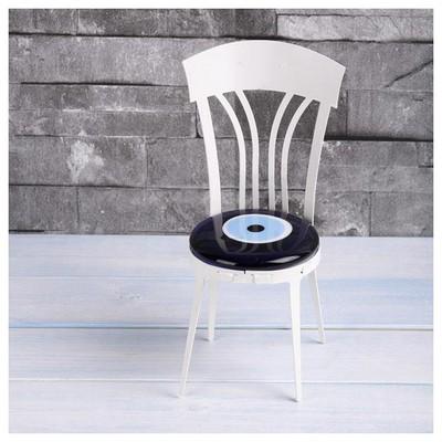 İhouse Ih273 Sandalye Nazarlık Beyaz Dekoratif Ürünler