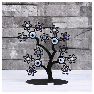 İhouse Ih274 Nazarlıklı Masa Üstü Dekoratif Obje Siyah Dekoratif Ürünler