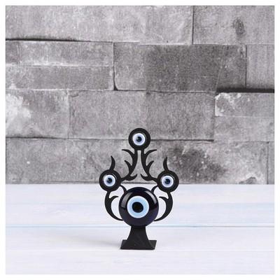 İhouse Ih276 Nazarlıklı Masa Üstü Dekoratif Obje Siyah Dekoratif Ürünler