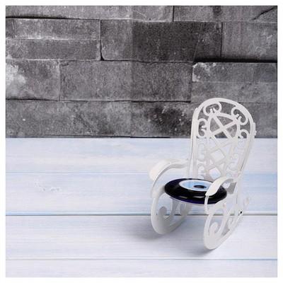 İhouse Ih286 Sandalye Nazarlık Beyaz Dekoratif Ürünler