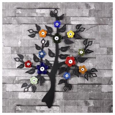 İhouse Ih308 Dilek Ağacı Nazarlık Siyah Dekoratif Süs