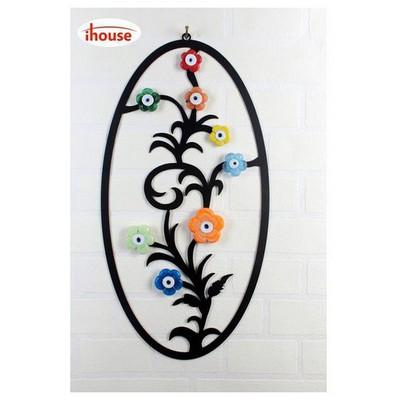 İhouse Ih325 Ağaç Dalı Nazarlık Siyah Dekoratif Süs