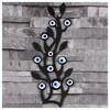 İhouse Ih337 Nazarlıklı Duvar Süsü Siyah Ev Gereçleri