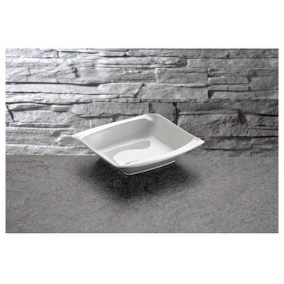 İhouse Lx01 Porselen Kase Beyaz Küçük Mutfak Gereçleri