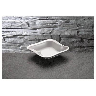 İhouse Lx08 Porselen Kase Beyaz Küçük Mutfak Gereçleri