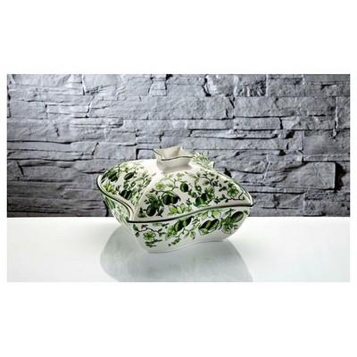 İhouse Rx03 Porselen  Yeşil Fırın Kabı