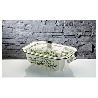 İhouse Rx05 Porselen  Yeşil Fırın Kabı