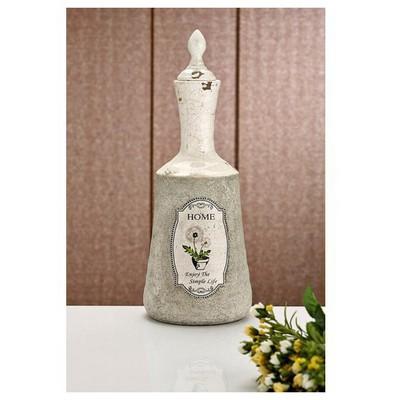İhouse Slx07-dekoratif Sürahi-gri Dekoratif Süs
