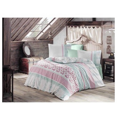 Clasy Sultanv2 Uyku Seti Yeşil Tek Kişilik Ev Tekstili