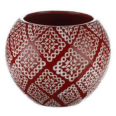 İhouse Xy03e Dekoratif Küp Kırmızı Dekoratif Süs