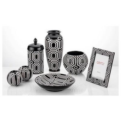 İhouse Xy06c-salon Takımı-siyah Dekoratif Süs