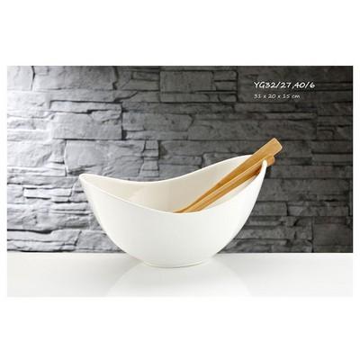 ihouse-yg32-porselen-salata-kasesi-beyaz