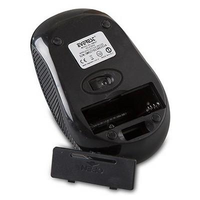 Everest SM-527 Kablosuz Mouse - Gümüş
