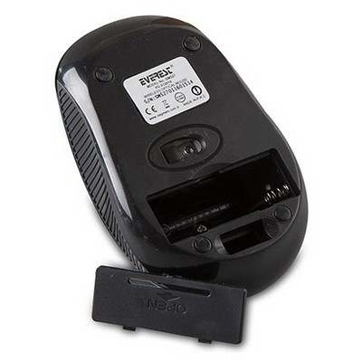 Everest SM-527 Kablosuz Mouse - Siyah