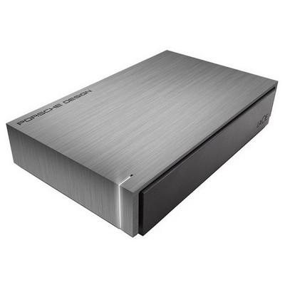 Lacie 8TB Porsche Design 3.5 Usb3.0 LAC9000604 Taşınabilir Disk