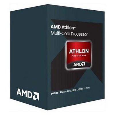 AMD Athlon X4-860K Dört Çekirdekli Near-Silent İşlemci