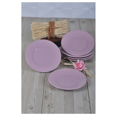 Keramika Helezon Tatlı 17 Cm Vıolet 451 Tabak