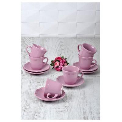 Keramika Takım Cay Romeo 12 Parca Vıolet 451 A Çay Seti