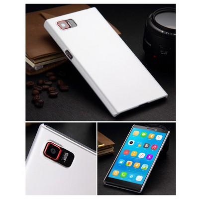 Microsonic Lenovo Vibe Z2 Pro Kılıf Premium Slim Beyaz Cep Telefonu Kılıfı