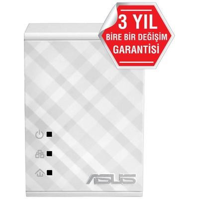 Asus Pl-n12, 300mbps, Kablosuz Homeplug Av500  Adaptör Kiti Powerline