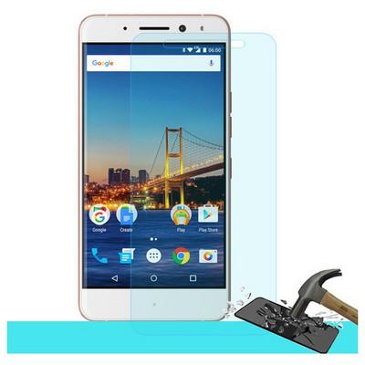 Microsonic General Mobile Gm5 Plus Temperli Cam Ekran Koruyucu Kırılmaz Film Ekran Koruyucu Film