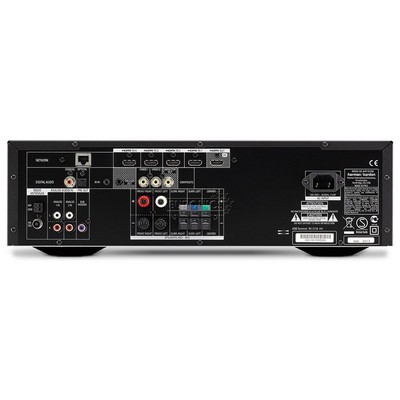 Harman Kardon AVR151S/230, Audio Video Alıcısı, Siyah Ev Sinema Sistemi