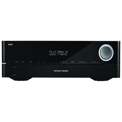 Harman Kardon AVR161S/230, Audio Video Alıcısı, Siyah Ev Sinema Sistemi