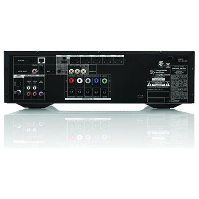 Harman Kardon HK.AVR161.230, Audio Video Receiver,Siyah Amplifikatör