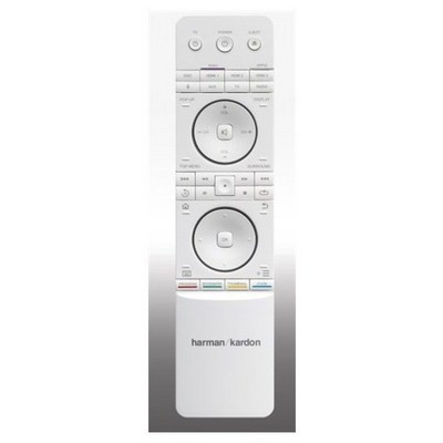 Harman Kardon HK.BDS580WQ.230.B2, 5x65W 3D Ev Sinema Alıcısı, Beyaz Media Player