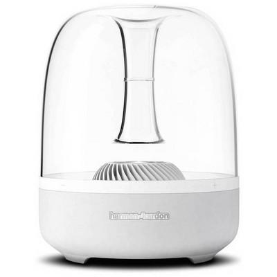 Harman Kardon HK.HKAURAAPWHTEU Aura Studio, Bluetooth Hoparlör, Beyaz HiFi Bileşeni