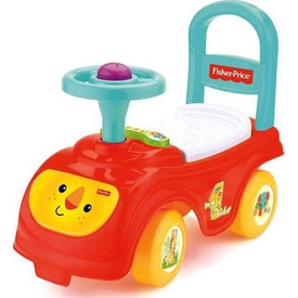 Dolu Fisher-price Ilk Arabam Bahçe Oyuncakları