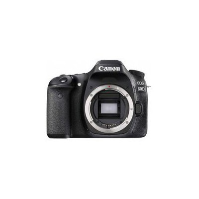 Canon D.camera Eos 80d Body Fotoğraf Makinesi