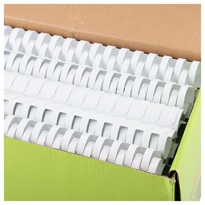 Mapibind 50'li 25 Mm Plastik Spiral - Beyaz Ciltleme Ürünü